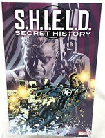 SHIELD Secret History Marvel Comics TPB NEW Paperback Nick Fury Agent Carter