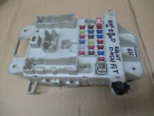 TOYOTA RAV 4 2.0 D4D DIESEL RIGHT SIDE DASHBOARD FIT FUSE BOX BOARD FROM 2003