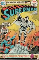 DC COMICS SUPERMAN #286 APR 1975 VG