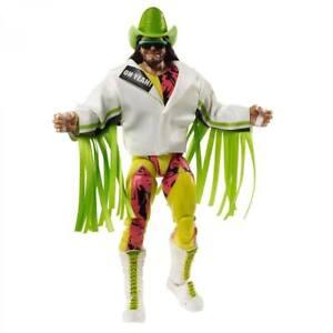 WWE Macho Man Randy Savage Ultimate Edition Action Figure BRAND NEW