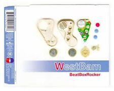 WestBam - BeatBoxRocker | Maxi CD | 4 Tracks | sehr guter Zustand | 1999