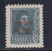 ESPAÑA (1938) NUEVO SIN FIJASELLOS MNH SPAIN - EDIFIL 845 (50 cts ) - LOTE 2