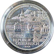 283 - 10 EUROS AUTRICHE 2006 - Abbaye de Nonnberg