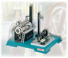Wilesco 0018 Máquina de vapor D 18