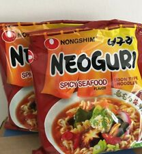 NongShim Neoguri Spicy Seafood Udon Noodles 2Packs