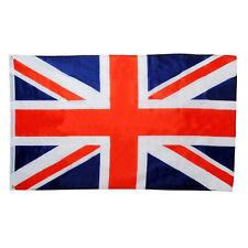 3x5 British Union Jack United Kingdom UK Great Britain Flag 3'x5' Banner Poly