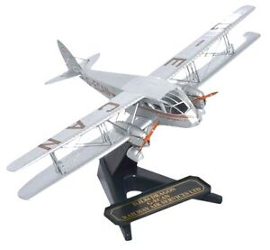 Superbe Oxford Diecast 1/72 de Havilland DH84 Dragon Chemin Air Services