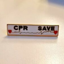 CPR SAVE UNIFORM CITATION BAR EMS EMT