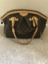Authentic Louis Vuitton LV Tivoli GM Classic Monogram Shoulder Bag
