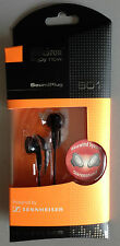 TREKSTOR SENNHEISER SOUNDPLUG 601 STEREO KOPFHÖRER (5 STÜCK) MP3 IPOD -NEU-