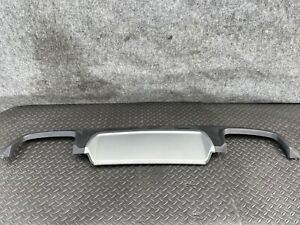 ✔MERCEDES W221 S63 S600 S550 AMG SPOILER VALANCE PANEL REAR DIFFUSER OEM