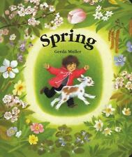 Spring Board Book by Muller, Gerda