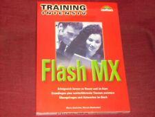 Skulschus, Marco; Wiederstein, Marcus Flash MX - M+T Training intensiv . Erfolgr