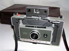 Vintage Polaroid Automatic 340 Land Camera Mid Century Art Decor Photography Art