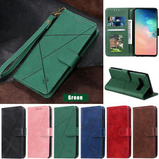Magnetic Card Wallet Leather Flip Case Stand Cover For Various phone models