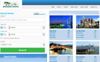 TRAVEL Booking Turnkey Website BUSINESS for Sale - Profitable AUTOMATED WEBSITE