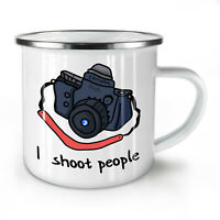 Photography NEW Enamel Tea Mug 10 oz | Wellcoda