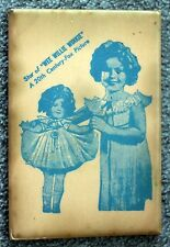ORIGINAL 1937 SHIRLEY TEMPLE MIRROR Movie WEE WILLIE WINKIE John Ford 20TH FOX