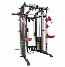 We R Sports Monster Power Cage Multi Power Rack Smith Machine