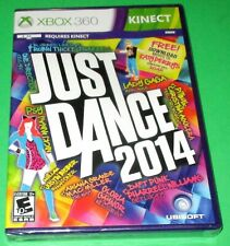 Just Dance 2014 Xbox 360 Kinect *New! *Sealed! (Torn Cellophane) *Free Shipping!