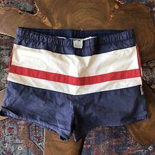 940336268e Vintage 80s PUMA Mens Color Block Spell Out Chubbies Swim Board Shorts  Medium