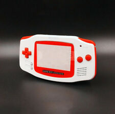 Red&White Housing Shell Case Replacement Cover for Nintendo Gameboy Advance GBA