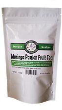 Moringa Passion Fruit Tea - 30 Pouches; Great Flavor,Unique | Best Prices