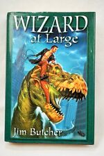 WIZARD AT LARGE by Jim Butcher SFBC Fantasy 2006 Dresden Files Omnibus