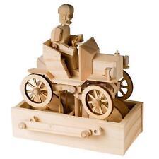 Timberkits auto d'epoca in legno degli automi meccanici Kit Costruzione Educativo
