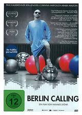 """Paul Kalkbrenner """"berlin calling"""" DVD NEU Kultfilm der Techno-Szene"""