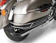 VULCAN 1700 VN1700 NOMAD VOYAGER CHROME SADDLEBAG SIDE TRIM RAILS 09 10 11 12 13