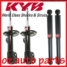 FORD FIESTA WQ HATCHBACK 2006-2008 F&R KYB EXCEL-G SHOCK ABSORBERS