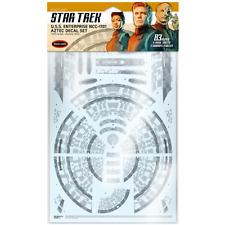 Polar Lights 1:1000 Star Trek Discovery USS Enterprise Aztec Decal Set MKA042