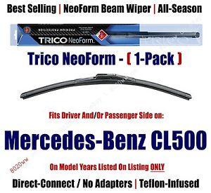Super Premium NeoForm Wiper Blade Qty 1 fit 2000-06 Mercedes-Benz CL500 - 162812