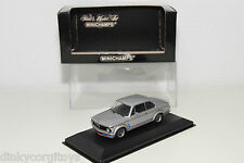 MINICHAMPS BMW 2002 TURBO 1973-74 SILVER GREY MINT BOXED RARE SELTEN RARO
