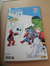 Original Sin  Nr.1 Skottie Young Variant ( 2015 )  ,Top Zustand