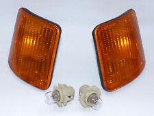 Vespa Cosa Blinker SET vorn links + rechts orange TRIOM 210555 / 210554 Piaggio