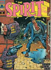 The Spirit #6 (FN) `75 Will Eisner