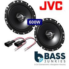 """Citroen Berlingo Van MK2 JVC 6.5"""" 17cm 600 Watt 2 Way Front Door Speakers & Kit"""
