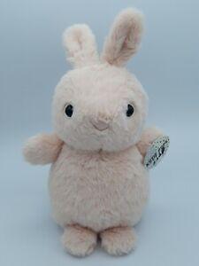 NWT Jellycat Kutie Pops Soft Furry Plush Animal Bunny Rabbit 🐰 Light Pink