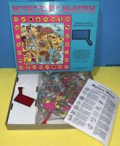 Mystery Match 100 Piece Cartoon Jigsaw Puzzle with Red Lens Decoder Ages 5-10