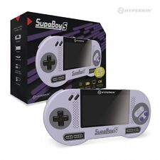 Hyperkin SUPABOY S Portable Pocket SNES Console Worldwide Version Brand New