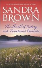 The Thrill of Victory and Tomorrow's Promise, Brown, Sandra, Good Book