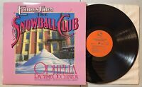 Ophelia Ragtime Orchestra - Echoes From The Snowball Club LP 1986 Jazz NM/VG+