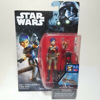 "BRAND NEW! Hasbro Star Wars ""Star Wars Rebels""  Sabine Wren 3.75"" Action Figure"