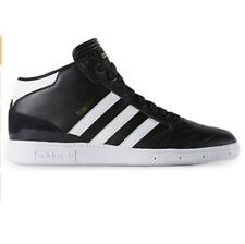 Adidas Busenitz Pro mid trainers  Shoes - Core Black / White size uk 5