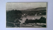 Swanage Vintage B&W Postcard 1937