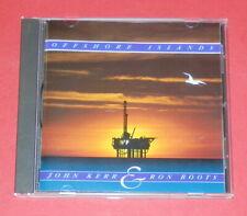 John Kerr & Ron Boots - Offshore Islands -- CD / Instrumental