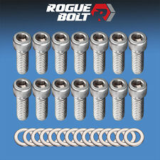 BBF VALVE COVER BOLTS STAINLESS STEEL KIT BIG BLOCK FORD 429 460 CAR / F-SERIES
