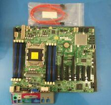 SuperMicro X9SRL LGA 2011/Socket R ATX Motherboard W/ Cables & I/O Shield
